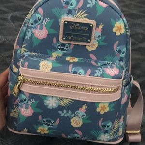 Disney Loungefly Stitch Backpack